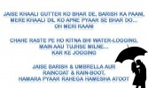 Romantic monsoon songs with a twist!