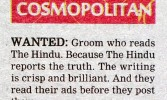 All-out-war: The Hindu trolls Times of India.