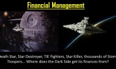 Starwars from an MBA student's perspective
