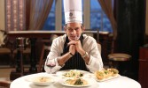 Towering Chef Willi offers Signature Dishes at The Residency Towers