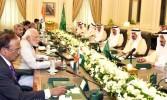 Modi visit: Saudi Aramco looking to invest in India