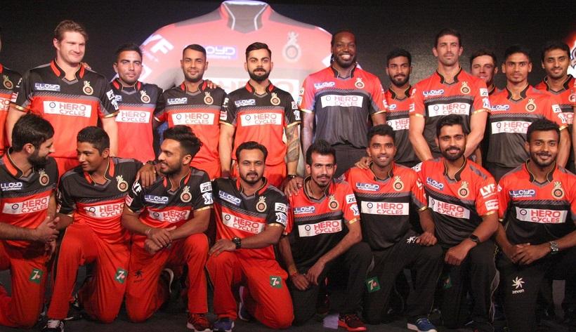 Bengaluru- Indian Premier League (IPL) cricket team Royal Challengers ...