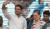 Sonia, Rahul to lead 'Save Democracy March' on May 6