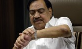 Maharashtra's minister Eknath Khadse now accused of 'irregularities' in land deal