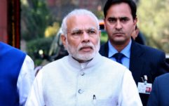 Modi visits rice research centre in Philippines