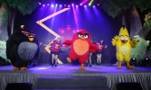 Movie Review- The Angry Birds Movie: Colourful and engaging