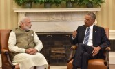 India and the US promise to work for world peace, development