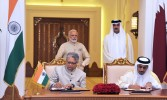 India, Qatar sign 7 agreements; want ties ties beyond trading