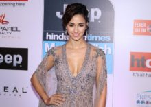 Disha Patani not a fan of heavy jewellery