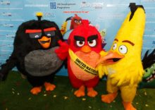 'Angry Birds Movie' sequel turning out to be 'awesome'