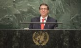Cuba Foreign Minster says not to negotiate with US under pressure