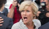 Emma Thompson uses fame to tackle political issues