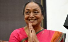 Meira Kumar files nomination for Presidential poll