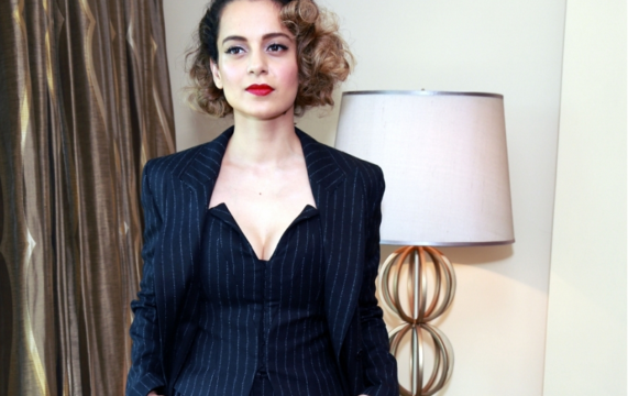 Kangana Ranaut injured on 'Manikarnika' set