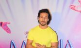 Can't be 'bindass' like dad: Tiger Shroff