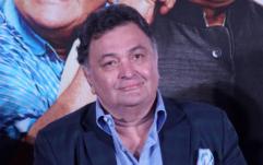 Rishi Kapoor unveils 'Mulk' look