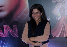 Sidhwani, Zoya Akhtar shooting for series 'Made In Heaven'