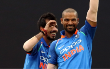 Dhawan released for first three ODIs against Australia