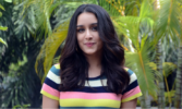 Shraddha takes stand for animals this Diwali