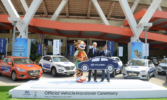 Hyundai officially hands over cars for FIFA U-17 World Cup