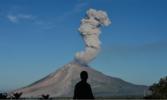 Volcanic eruptions can trigger El Nino events