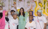 Tamannaah participates in Pink Ribbon walk