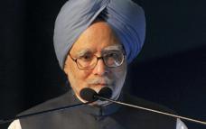 Manmohan Singh lying on Narmada issue, says Gujarat CM