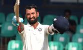Pujara achieves rare feat