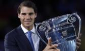 Nadal presented ATP World Number 1 award