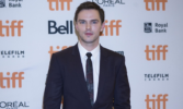 Hoult cures hangover through cold water