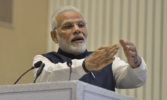 Three pillars of state backbone of Constitution, should cooperate: Modi