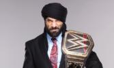WWE champ Jinder Mahal to face Kevin Owens on December 8