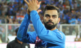 Kohli becomes 4th fastest Indian to 5,000 Test runs