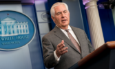 Tillerson says all is well with State Department
