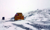 Snowfall in Uttarakhand brings down mercury