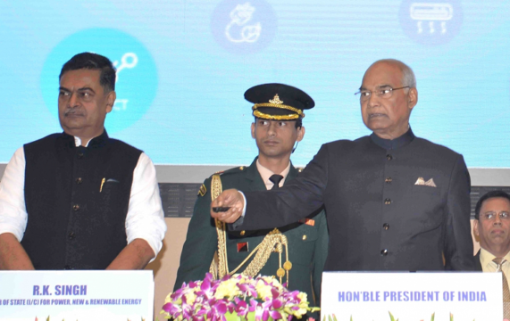 We need virtue of frugality for energy saving: President