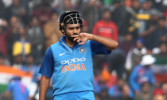 Rohit records third double-ton in ODIs