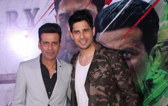 'Aiyaari' will be one of my best films, says Manoj Bajpayee