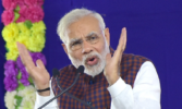 Modi to address 4 rallies in Gujarat on Monday