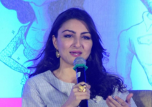 My struggle has been with my acting profession: Soha