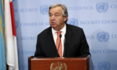 Human rights situation improves: UN chief