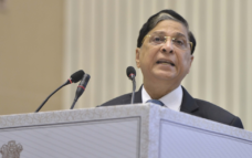 Lawyers' conduct in Ramjanambhoomi hearing shameful, says SC Chief Justice