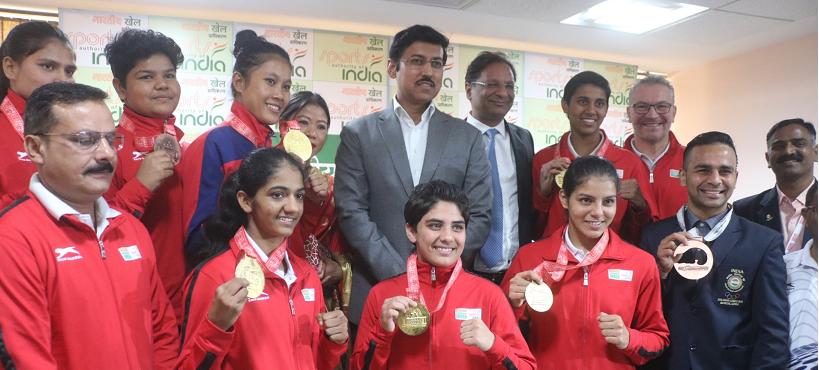Boxing Federation on India (BFI)